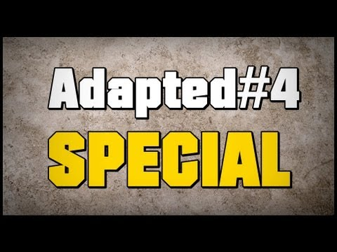 Adapted#4 Special