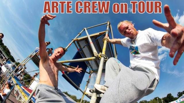 ARTE CREW – ON TOUR
