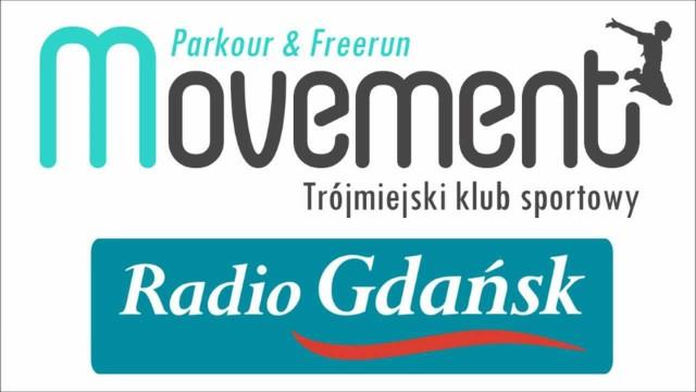 Audycja o Parkour w Radiu Gdańsk