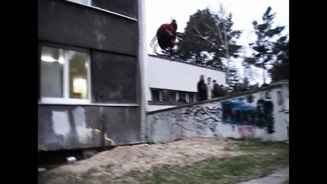 Bomer Spring Trailer