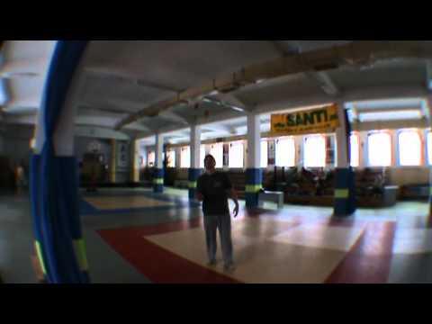 Borów – Trening przed operacją – 02.01.11
