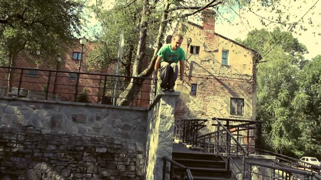 Dawid Blacha – Parkour & Freerunning
