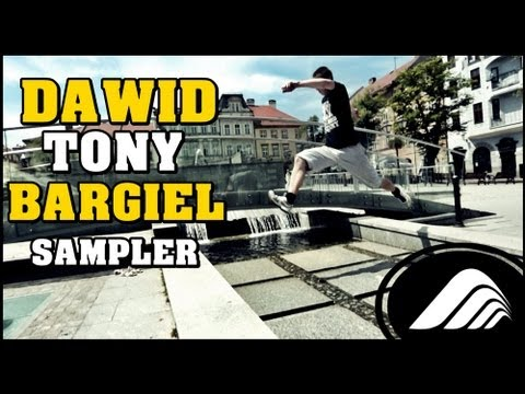 Dawid Tony Bargiel – Parkour & Freerunning