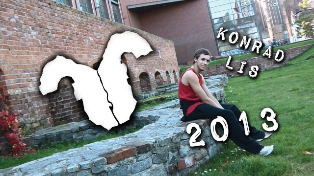 FeelFree – Konrad Lis 2013 – Parkour and Freerunning