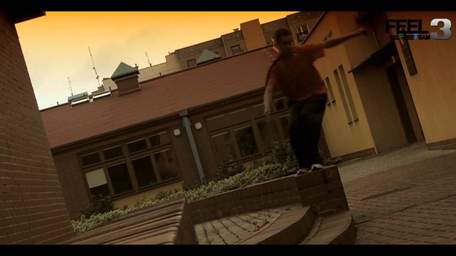 FeelFree – Parkour And Freerunning. Świdnica 2012