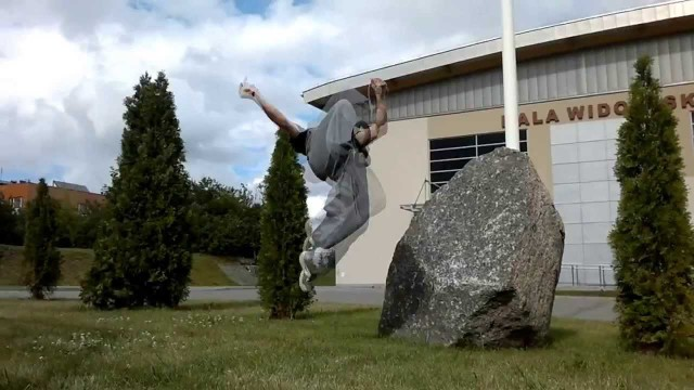 Gorek- Parkour & Freerunning 2013