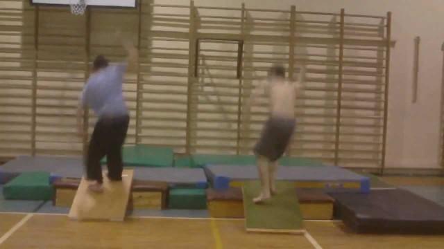 Górek&Czapa Colabo 2013 (Carington Gym)