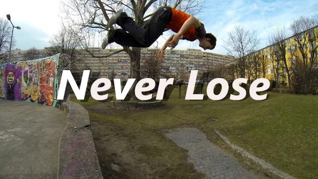 """Grzegorz """"Rychu"""" Matyszewski – Never lose"""