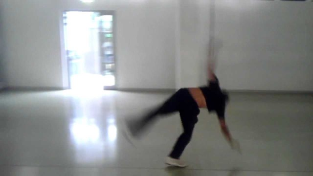 improved Cartwheel Side Flip
