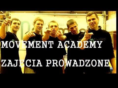 Movement Academy – zajęcia prowadzone