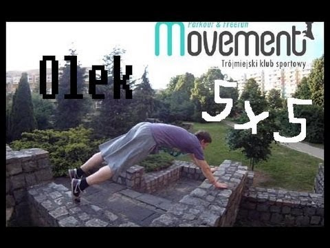 Olek – 5×5 KS MOVEMENT