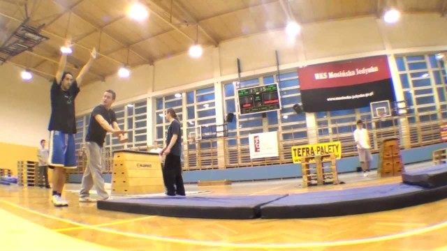 Osir Mosina: Parkour, tricks & freerun: Show & Workshop
