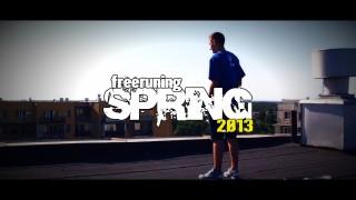 Freeruning spring 2013